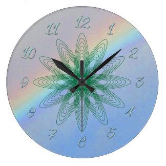 Clock - Atomic Design