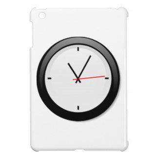 Clock Displaying Time Case For The iPad Mini