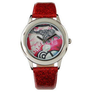 Clock Elephant Wristwatch