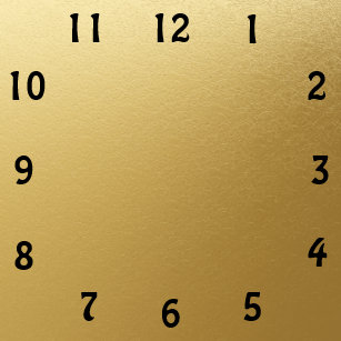 Face Template Wall Clocks   Zazzle com au