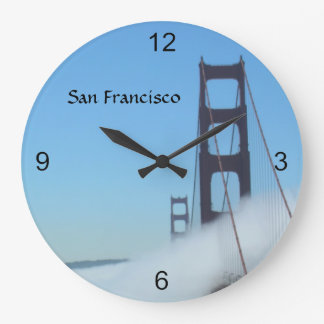 Clock - Golden Gate Bridge, San Francisco