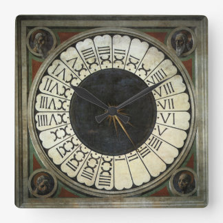Clock in the Duomo by Paolo Uccello