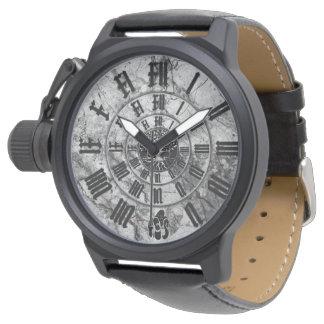 Clock Marble Gold Of Savannah Watch