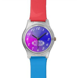 Clock nonPAIN nonGAIN Watch