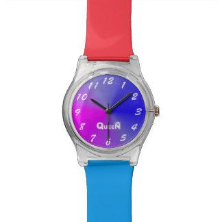 Clock QUEEN Watch