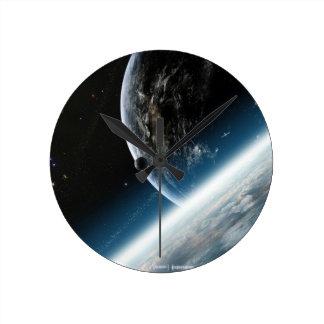 "Clock ""space"