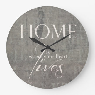 Clock *sweet home*