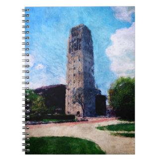 Clock Tower Notebook