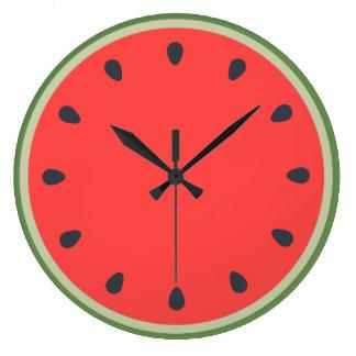 Clock watermelon