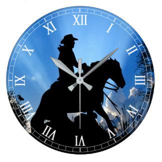 Clockart  (40) large clock