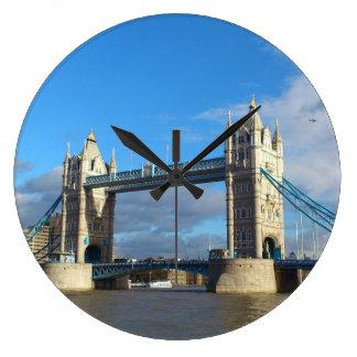 Clocks-Tower Bridge London. Large Clock
