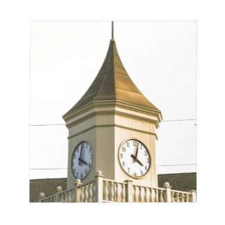 Clocktower Notepad