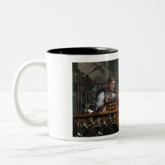 Clockwork Book #2 Mug