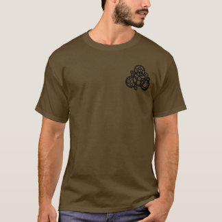 Clockwork core (black/brown) T-Shirt