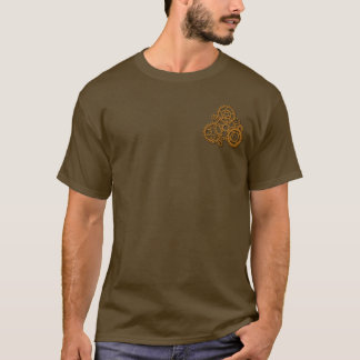 Clockwork core (brown/brown) T-Shirt