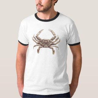 Clockwork Crab - Loose Ringer T-Shirt