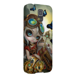 """Clockwork Dragonling"" Galaxy 5 Case"