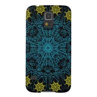 Clockwork Flower Mandala Galaxy S5 Covers
