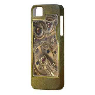 Clockwork Iphone iPhone 5 Cover