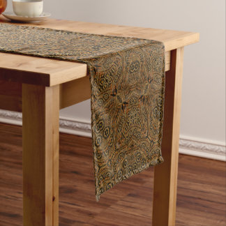 Clockwork Kaleidoscope  Table Runners