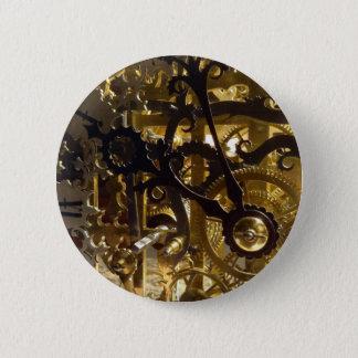 Clockwork Masterpiece 6 Cm Round Badge