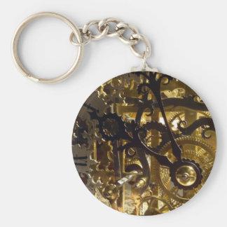 Clockwork Masterpiece Key Ring