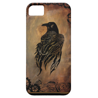 Clockwork Raven Barely There iPhone 5 Case