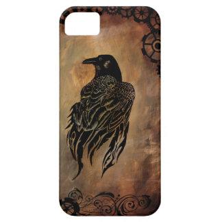 Clockwork Raven iPhone 5 Case