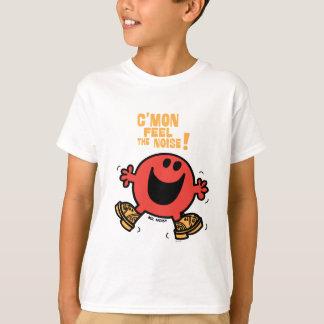 Clog Dancing Mr. Noisy T-Shirt
