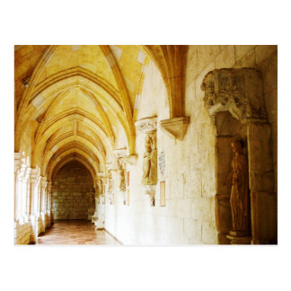 Cloisters of the Ancient Spanish Monastery, FL Postcard
