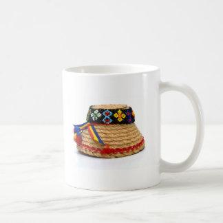 clop traditional hat coffee mug