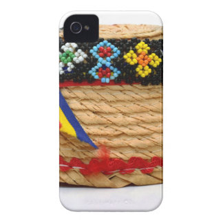 clop traditional hat iPhone 4 case