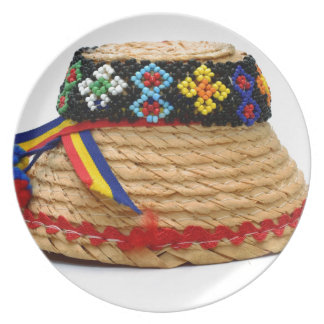 clop traditional hat plate