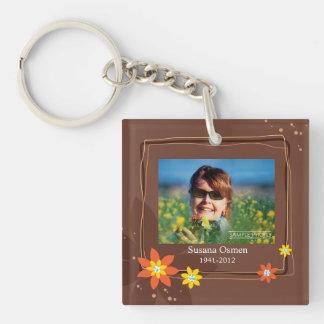 Close At Heart Acrylic Key Chain