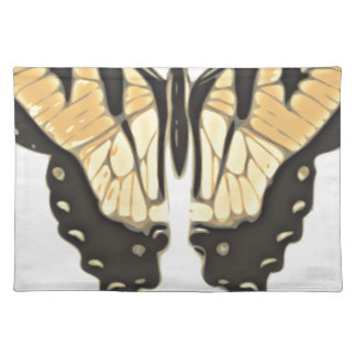 close Butterfly Placemat