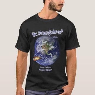 Close call science fiction t-shirt
