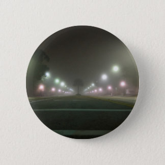 Close Encounter of the Street Light Kind 6 Cm Round Badge