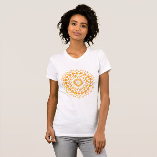 Close-lying close Mandala ladies T-shirt