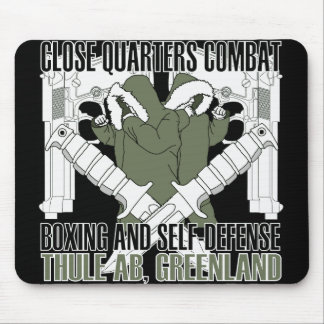 Close Quarters Combat, Thule, Greenland Mouse Pad