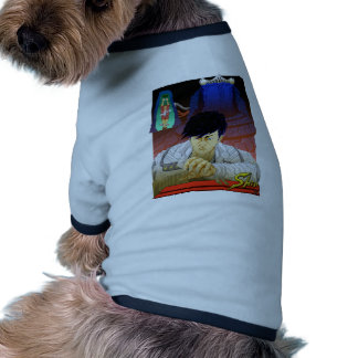 Close Up And Personal Dog Clothing