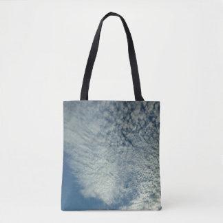 close up cool cloud nature tote bag