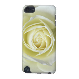 Close up details of white rose iPod touch 5G covers
