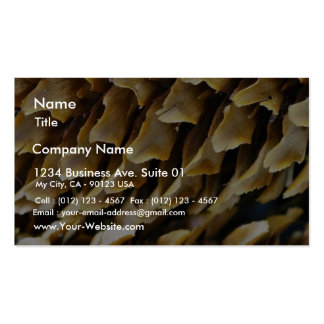 Close Up Image Of A Cone Business Card Templates