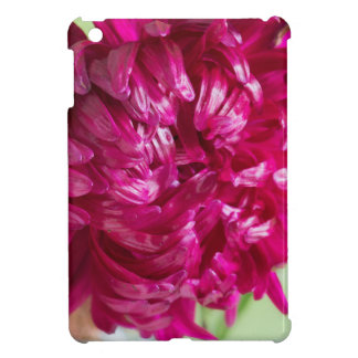 Close-up image of the flower Aster Case For The iPad Mini