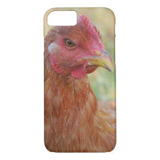 Close Up Lovely Red Hen Barely There Phone Case