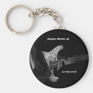 close up nologo, Music bonds us , 3/17/68-4/29/10 Key Ring