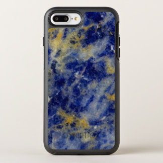 Close up of a Blue Sodalite OtterBox Symmetry iPhone 8 Plus/7 Plus Case