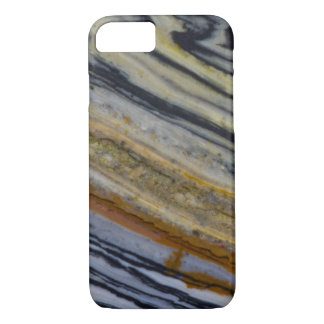 Close up of a Striated Jasper Slab iPhone 8/7 Case