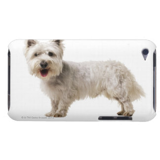 Close up of a terrier Case-Mate iPod touch case