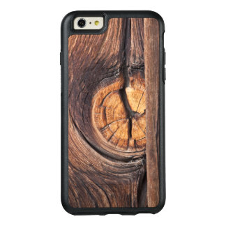 Close up of a wood knot, California OtterBox iPhone 6/6s Plus Case